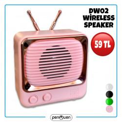 DW02 WİRELESS SPEAKER