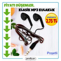KLASİK MP3 KULAKLIK
