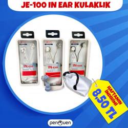 JE-100 IN-EAR KULAKLIK
