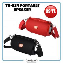 TG-534 PORTABLE SPEAKER