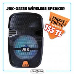 JBK-0813S WİRELESS SPEAKER