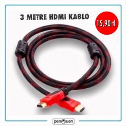 3 METRE HDMI KABLO