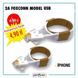 2A İPHONE FOXCONN MODEL USB
