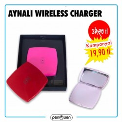 AYNALI WİRELESS CHARGER