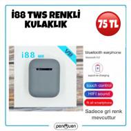 İ88 TWS RENKLİ AİRPODS