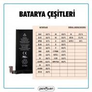 BATARYA ÇEŞİTLERİ