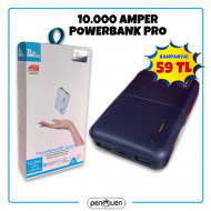 10000 AMPER POWERBANK PRO