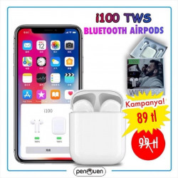 İ100 TWS BLUETOOTH AİRPODS