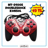 MT-8400S DOUBLESHOCK KONSOL